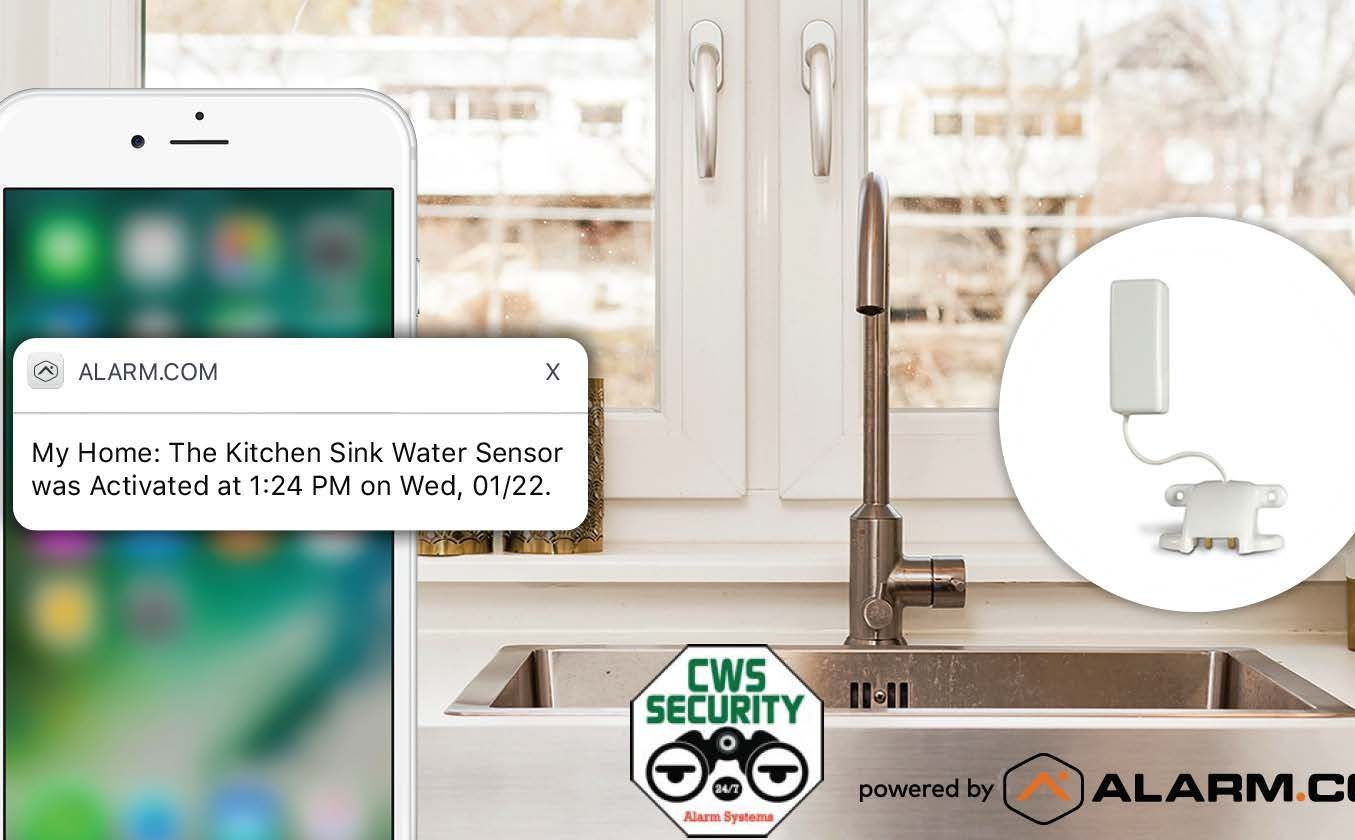 Water Damage Is Expensive. Here's the Smart Solution.